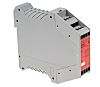 Omron 24 V ac/dc Safety Relay -  Dual Channel With 3 Safety Contacts  with 1 Auxiliary Contact, Compatible With