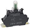 Schneider Electric Harmony XB Light Block - Green, 230V