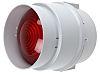 Werma 890 Red Incandescent Beacon, 12 → 240