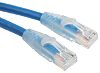 RS PRO Blue Cat6 Cable U/UTP PVC Male
