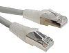 RS PRO Grey Cat6 Cable F/UTP LSZH Male