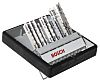 Bosch T-Shank Jigsaw Blade Set For Metal, 67