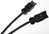 Wieland, GST18i3 Male to Female 3 Pole Cable