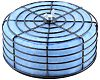 Fan Filter, Centrifugal Blower for 140 mm, 146
