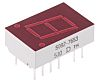 5082-7653-DE000 Broadcom 7-Segment LED Display, CC Red 1.1