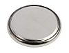 Panasonic CR2330 Button Battery, 3V, 23mm Diameter