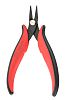 RS PRO 140 mm Steel Flat Nose Pliers