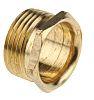 RS PRO M20 Male Bush Cable Conduit Fitting,