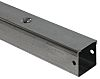 RS PRO Grey Lighting Trunking, W50 mm x