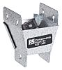 RS PRO Galvanised Steel 75 x 75mm Reducer