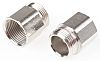 RS PRO PG13.5-M20 Thread Converter Cable Conduit Fitting,
