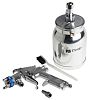 RS PRO 1/4in Air Inlet (BSP) Spray Gun,