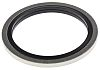 RS PRO Nitrile Rubber SealBonded Seal, 33.89mm Bore,