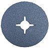 Norton Fibre Disc Zirconium Dioxide Sanding Disc, 125mm,