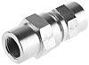 Parker Zinc Plated Steel Hydraulic Non-Return Valve RHDIR3/8CF,
