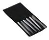 RS PRO 160mm Needle File Set