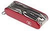 Swiss Army Knife Swiss Champ Multitool, Stainless Steel,