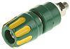Hirschmann Test & Measurement 35A, Green, Yellow 27