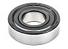 12.7mm Deep Groove Ball Bearing 28.57mm O.D