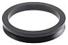 RS PRO Nitrile Rubber Seal, 45mm Bore ,