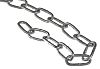 RS PRO Steel Galvanised Chain