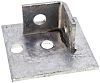 Unistrut Steel Base Plate