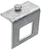 Unistrut Steel 0.36kg Window Bracket, Fits Channel Size
