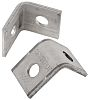 Unistrut 47 x 50mm 2 Hole Stainless Steel