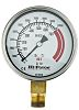 Hi-Force HG1 Analogue Positive Pressure Gauge Hydraulic 700bar,