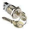 Key Switch, SP-CO, 5 A@ 250 V ac