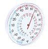 Dial Thermometer, Centigrade, Fahrenheit Scale, -35 → +55