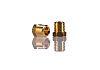 Norgren 4mm Brass M8 x 1 Tubing Nut