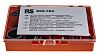 RS PRO BSP Self-Centring Imperial Kit Nitrile, Kit