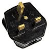 RS PRO UK Mains Connector BS 1363, 13A,