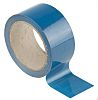 RS PRO Blue PP, Vinyl Pipe Marking Tape,