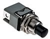 APEM 1NO Momentary Push Button Switch, 12.2 (Dia.)mm,