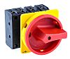 Eaton 3 + N Pole Flush Mount Switch