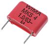WIMA 1μF Polyester Capacitor PET 40 V ac,