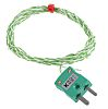 RS PRO Type K Thermocouple 2m Length, 1/0.2mm