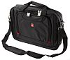 RS PRO 17in Laptop Briefcase, Black
