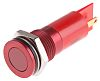 RS PRO Red Indicator, 220 V ac, 14mm