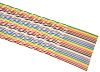 3M 50 Way Twisted Ribbon Cable, 63.5 mm