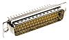 Harting 50 Way Panel Mount PCB D-sub Connector