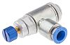 Festo GRLA Series Exhaust Valve, 8mm Tube Inlet
