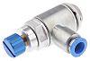 Festo GRLA Series Exhaust Regulator, 8mm Tube Inlet
