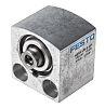 Festo Pneumatic Cylinder 20mm Bore, 5mm Stroke, ADVC