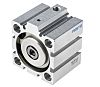 Festo Pneumatic Cylinder 50mm Bore, 25mm Stroke, AEVC