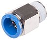 Festo Threaded-to-Tube Pneumatic Fitting R 1/2 to Push