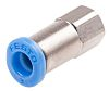 Festo Threaded-to-Tube Pneumatic Fitting M3 to Push In