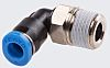 Festo Threaded-to-Tube Pneumatic Elbow Fitting R 1/8 to